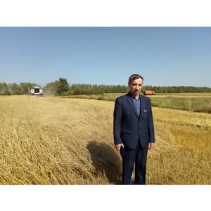 Поддержка Россельхозбанка – залог успеха ульяновского фермера Василия Козлова