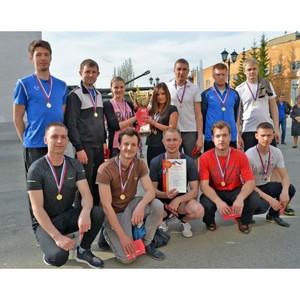 Легкоатлетическая эстафета на приз газеты «За победу!»