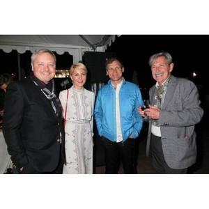 Фонд Янковского и «Молодость» в Каннах провели «Українську вечірку» с Олегом Скрипкой