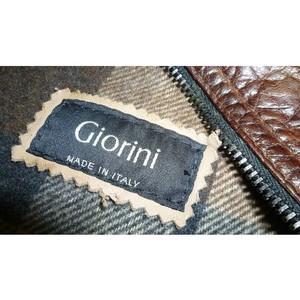 Мужские кожаные куртки Giorini