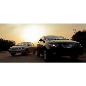 В декабре стартуют продажи LIFAN Solano с новым двигателем 1,8 л