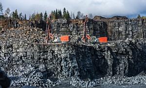 Ставка упадет, спрос вырастет: удорожание от 5% на лизинг бурового оборудования Sandvik Construction
