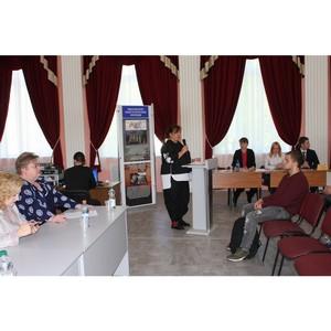 Филиал «Ивэнерго» пригласил на работу выпускников Ивановского энергетического колледжа