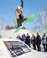 В Якутске состоялись Yeti Games 2015