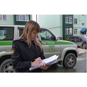 За долги перед государством у сахалинской строительной компании арестовано имущество