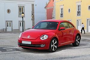 ����� ����� ��������� ������ �� Volkswagen Beetle