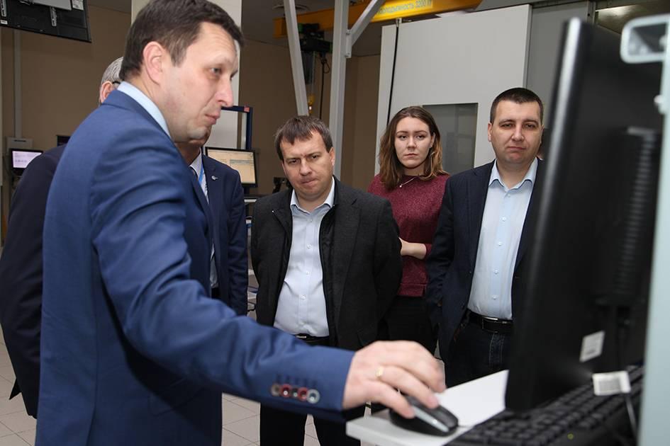 Представители СоюзМаш России в гостях у уральцев