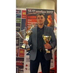Компания «Феррум» получила три награды в рамках престижного ежегодного конкурса РСПМ