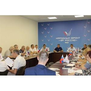 Представители челябинского отделения ОНФ подвели итоги первого полугодия 2018 года