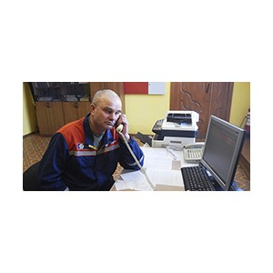 «Звонкие» будни диспетчера