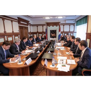 «Швабе» и представители Приморья обсудили взаимодействие