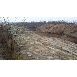 Ќарушенные земли нуждаютс¤ в об¤зательном восстановлении