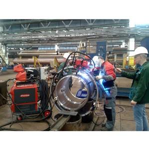 «Волжский трубный завод» развивает импортозамещение в производстве труб райзеров