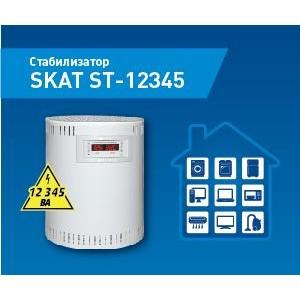 Мощный электронный стабилизатор напряжения от 125 до 300 Вольт