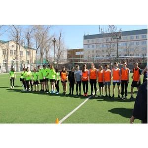 Активисты ОНФ поддержали спортивный детский турнир в Самаре