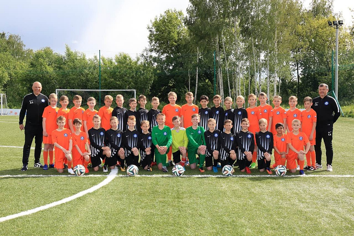 Юные футболисты из Нижнего Новгорода стали победителями всероссийского турнира