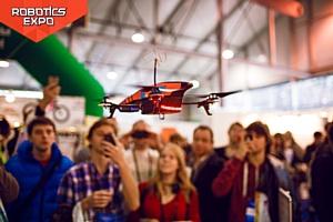 Smile-Expo демонстрирует последние достижения в сфере робототехники