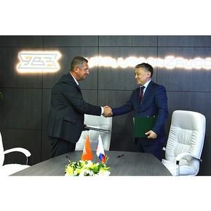 УВЗ договорился о сотрудничестве с  Казахстаном