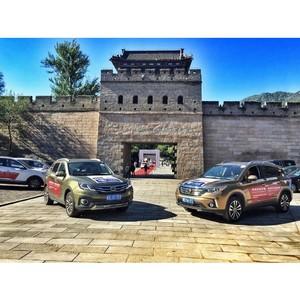 Gac Motor отправляется в азиатско-европейский тур по маршруту Шелкового пути