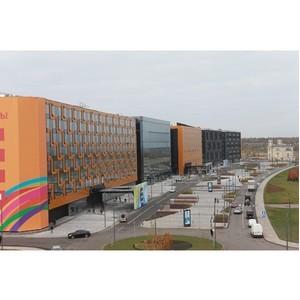 17 апрел¤ открылись выставки WorldBuild SPb / »нтер—тройЁкспо, Aquatherm SPb и Design & Décor St. Petersburg