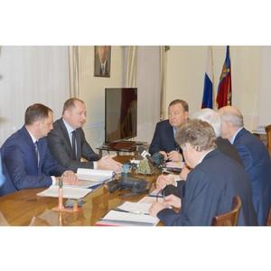 Подписано Соглашение о сотрудничестве между ПАО «МРСК Сибири» и Правительством Алтайского края