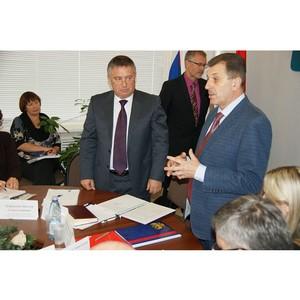 В Оренбурге назначены первые общественные омбудсмены
