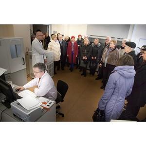 В Уфе прошли  «Дни открытых дверей ЦМИТов»