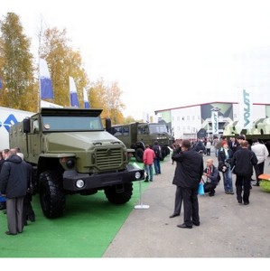 К выставке Russia Arms EXPO 2013 в Свердловской области открыли новые дороги