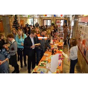 Сотрудники Т Плюс в Чувашии провели благотворительную ярмарку «Тепло наших сердец»
