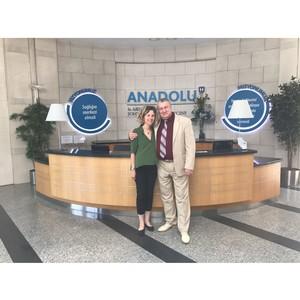 МЦ Анадолу будет помогать и сотрудничать с Фондом имени Анжелы Вавиловой