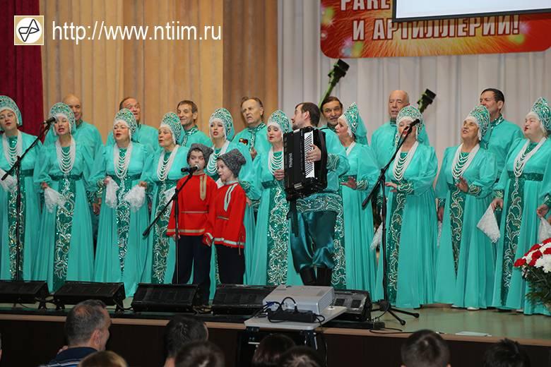 «Не зря артиллеристами в России величают нас!»