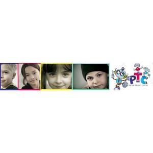 Один год детской программы ЦПТ и Русфонда