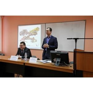 Эксперты ОНФ в Коми рассказали студентам о «серых» схемах госзаказа