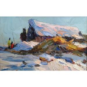 Открытие выставки Ольги Михалевой «Во сне и наяву» в новосибирском Центре искусств