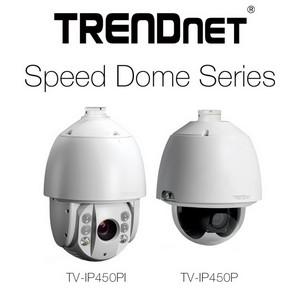 TRENDnet выпускает наружные роботизированные камеры с 320-кратным зумом