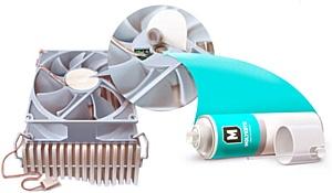Смазки для вентиляторов компьютера
