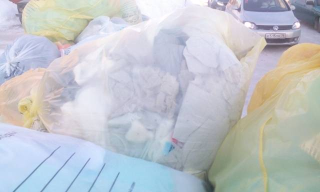 ОНФ обратился в Генпрокуратуру с просьбой проверить утилизацию опасных медицинских отходов