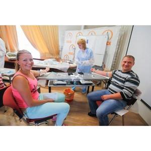В ОАО «ЛОЭСК» прошел День донора