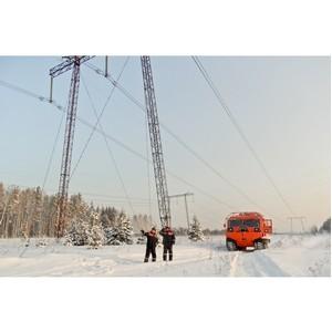 Водители вездеходов ФСК ЕЭС повысили навыки экстремального вождения перед зимним максимум нагрузок
