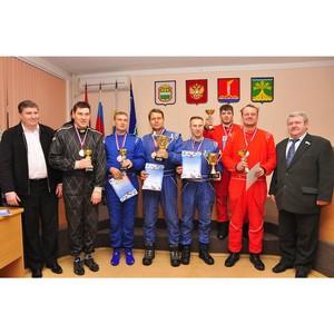 Команда «Мегазип» - в числе победителей авторалли «Амур-Зея - 2013»