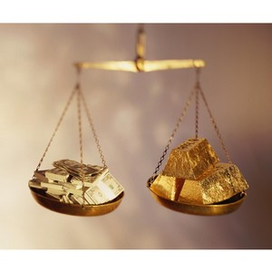 Цены на золото снова поднялись!