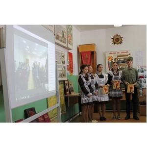 Активисты ОНФ в Волгоградской области организовали акцию ко Дню неизвестного солдата