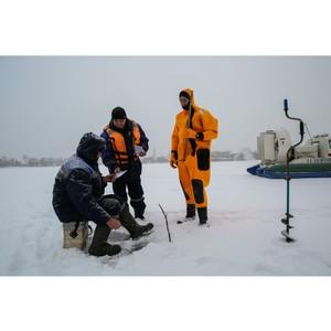 В Московской области усилены меры безопасности на водоёмах в зимний период