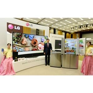 LG усиливает позиционирование в Азии с помощью Innofest 2014