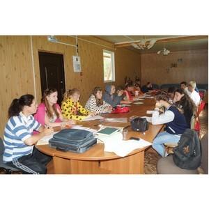 Активисты ОНФ в Алтайском крае организовали бесплатные кружки по журналистике и туризму для детей