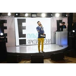 Телеканал E! Entertainment отпраздновал запуск в России и СНГ
