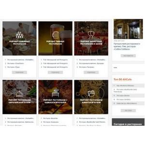 Крупнейший портал о кафе и ресторанах allcafe.ru перешел новым владельцам