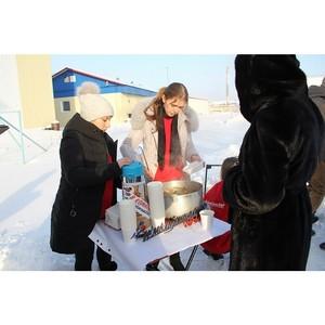 Команда «Молодежки ОНФ» на Ямале присоединилась к акции «Уха на всю страну»