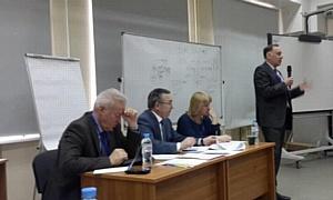 Заседание круглого стола по вопросам подготовки кадров для предприятий ОПК