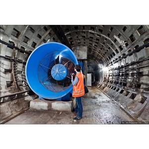 Новейшие вентиляторы для российских шахт и метрополитенов будут производить в Китае